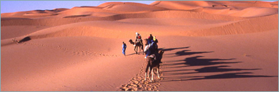 Travel to North Africa with Kids